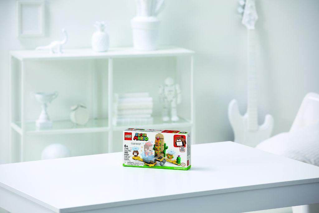 LEGO Super Mario 71363 Desert Pokey Expansion Set 4