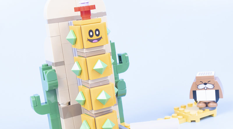 LEGO Super Mario 71363 Desert Pokey Featured 800x445