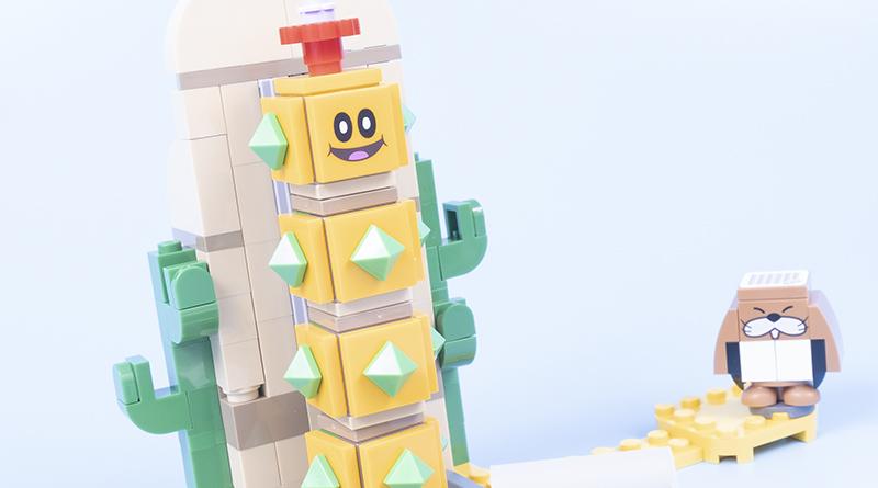 LEGO Super Mario 71363 Desert Pokey Featured