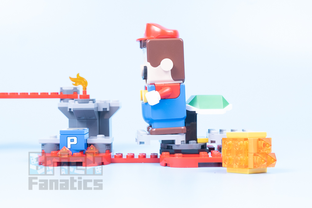 LEGO Super Mario 71364 Whomps Lava Trouble 10