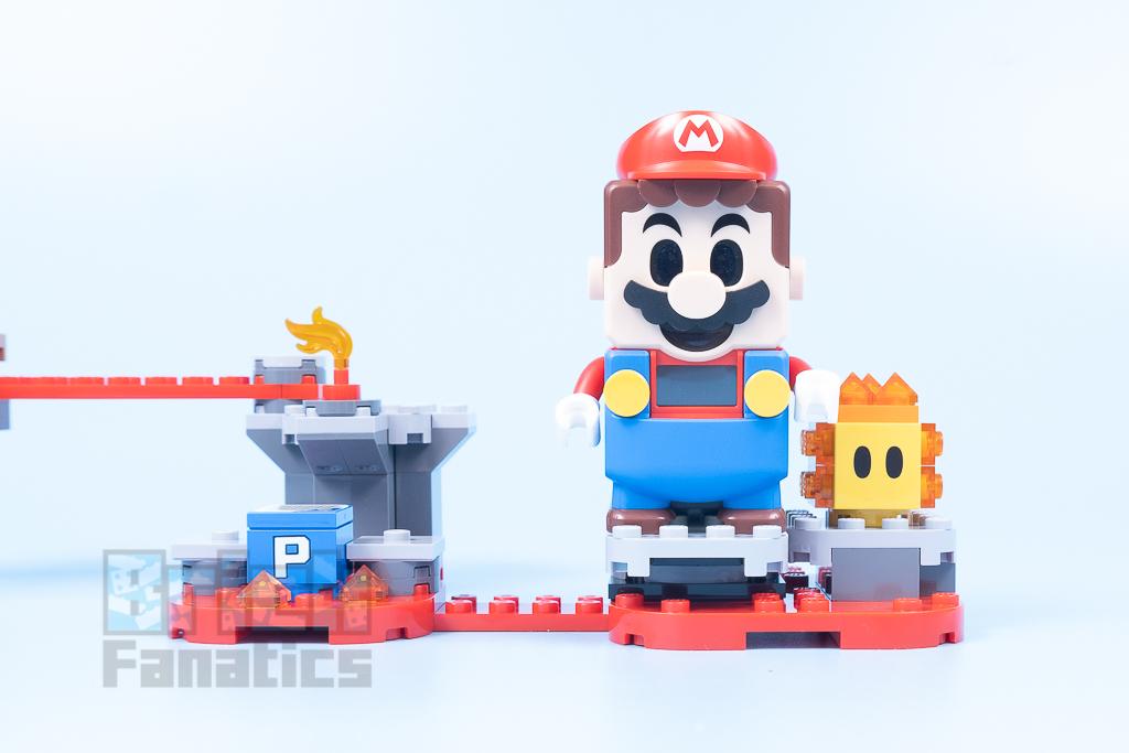 LEGO Super Mario 71364 Whomps Lava Trouble 11