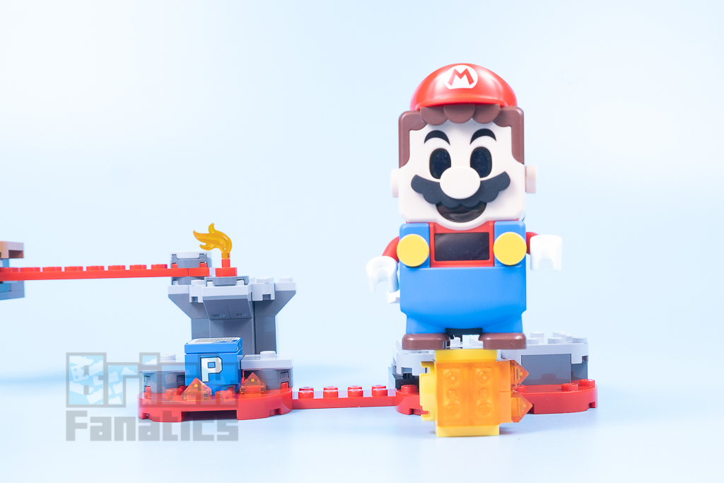 LEGO Super Mario 71364 Whomps Lava Trouble 12