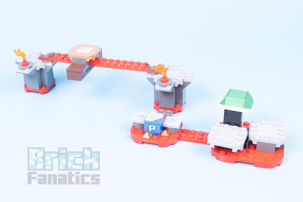 LEGO Super Mario 71364 Whomps Lava Trouble 13