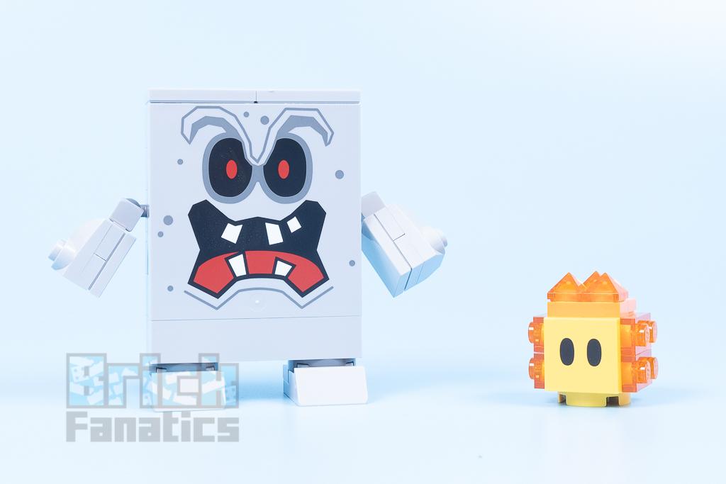 LEGO Super Mario 71364 Whomps Lava Trouble 14