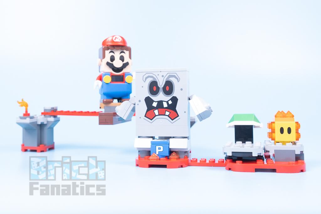 LEGO Super Mario 71364 Whomps Lava Trouble 4