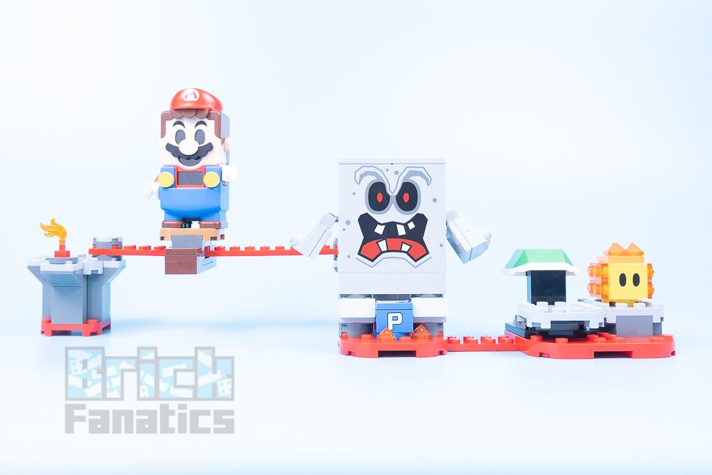 LEGO Super Mario 71364 Whomps Lava Trouble 5