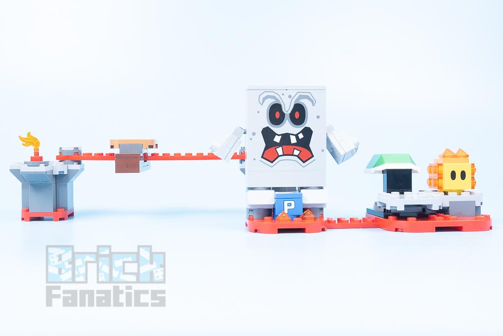 LEGO Super Mario 71364 Whomps Lava Trouble 6