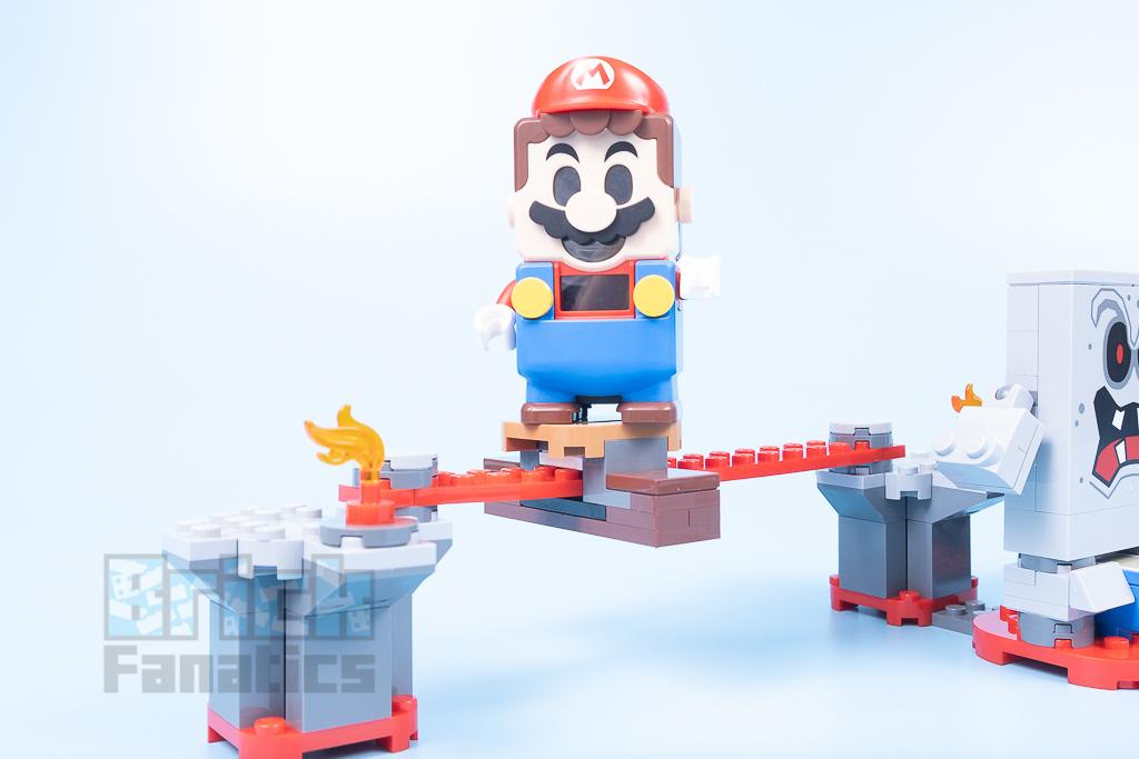 LEGO Super Mario 71364 Whomps Lava Trouble 7