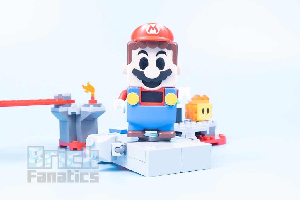 LEGO Super Mario 71364 Whomps Lava Trouble 8
