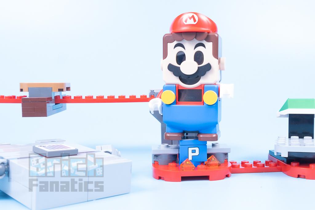 LEGO Super Mario 71364 Whomps Lava Trouble 9