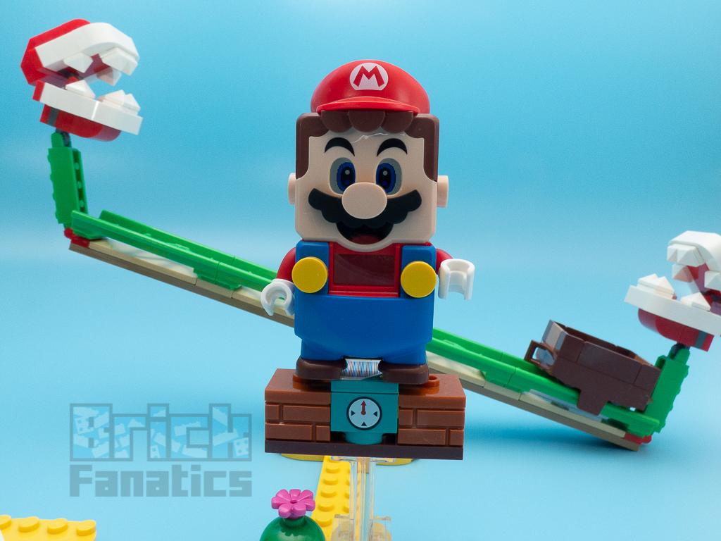 LEGO Super Mario 71365 Piranha Plant Power Slide 10