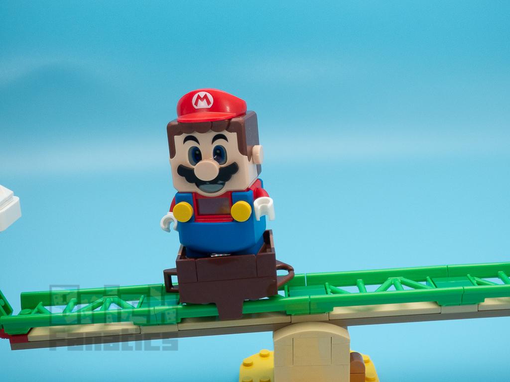 LEGO Super Mario 71365 Piranha Plant Power Slide 11