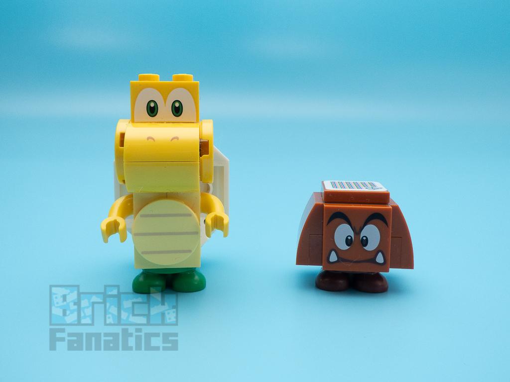 LEGO Super Mario 71365 Piranha Plant Power Slide 14