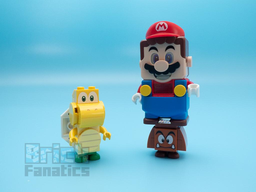 LEGO Super Mario 71365 Piranha Plant Power Slide 16