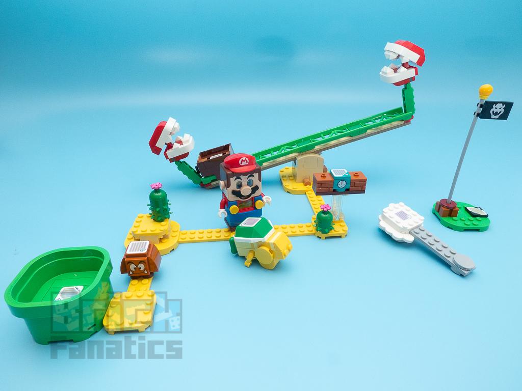 LEGO Super Mario 71365 Piranha Plant Power Slide 17