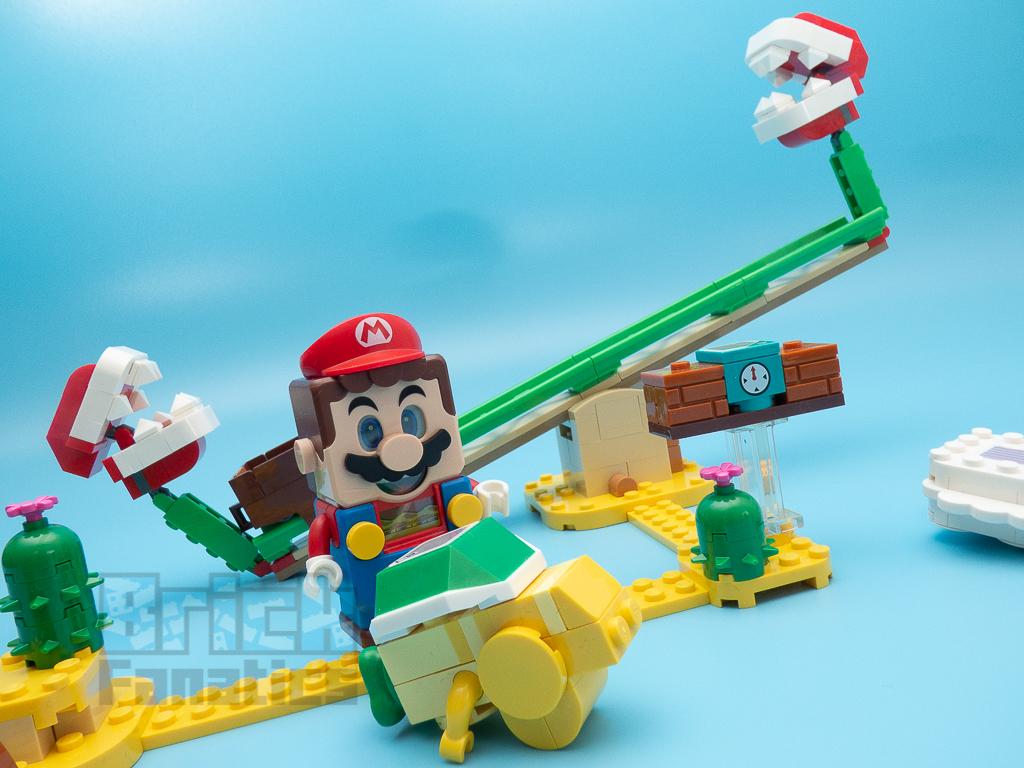 LEGO Super Mario 71365 Piranha Plant Power Slide 18