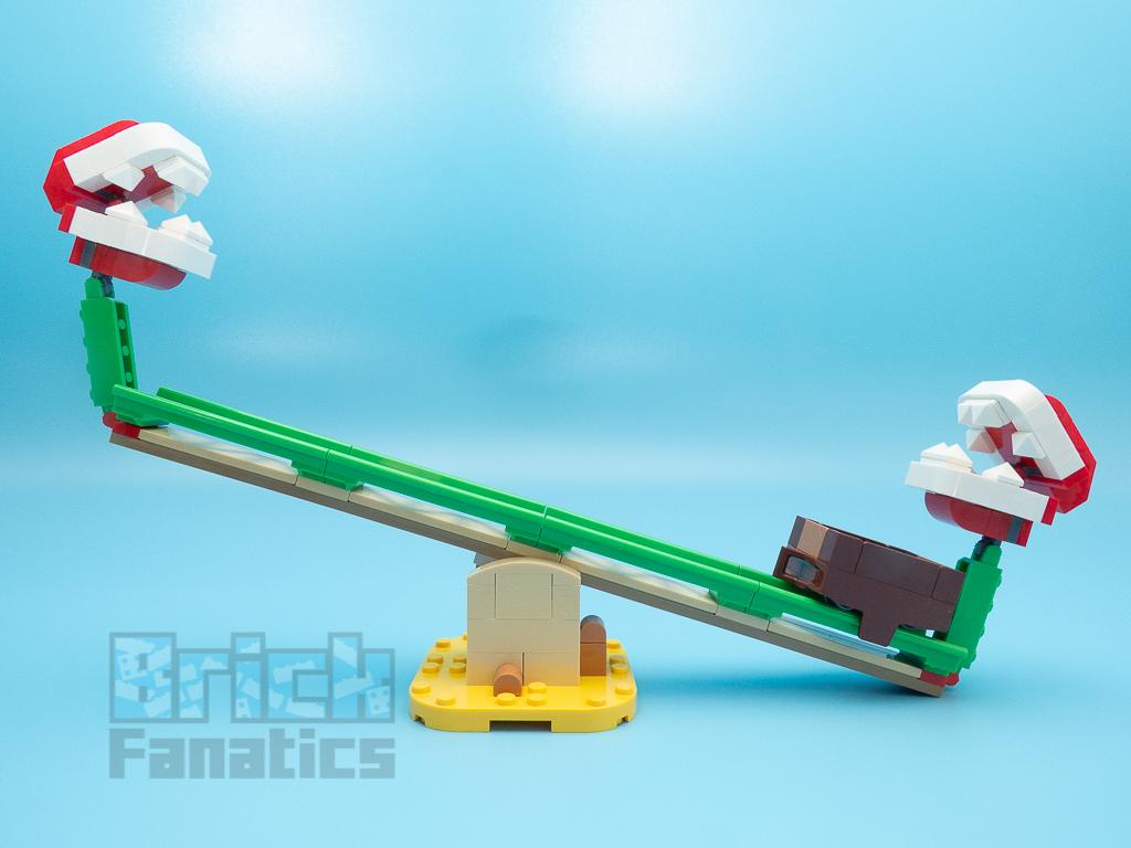 LEGO Super Mario 71365 Piranha Plant Power Slide 6
