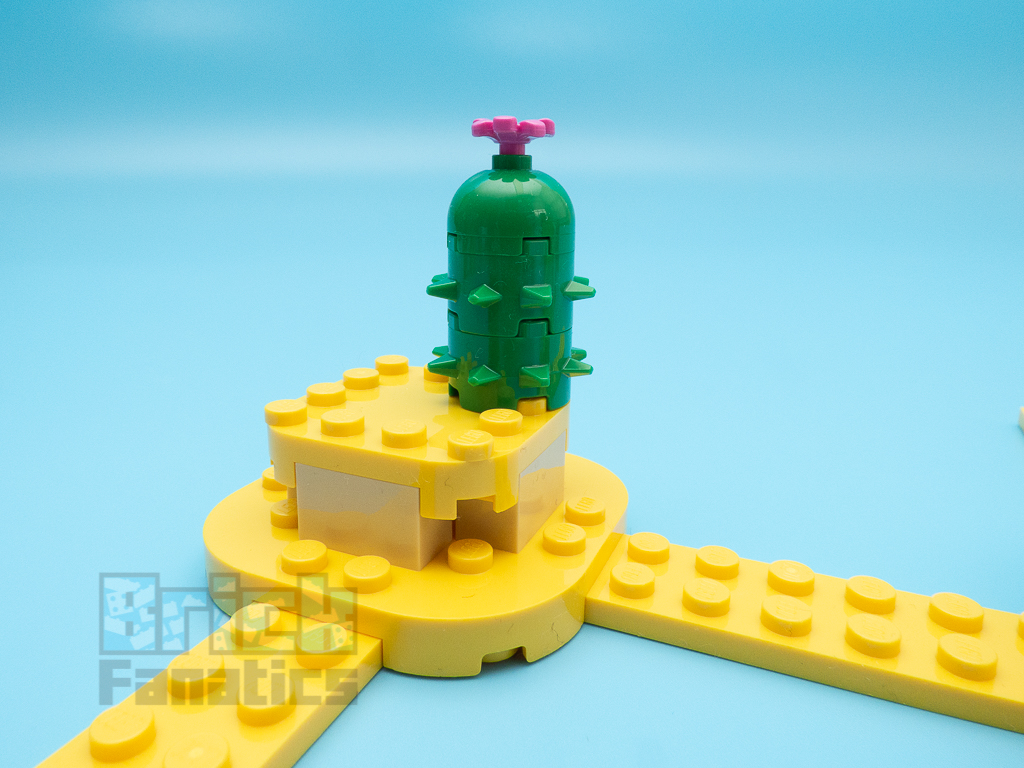LEGO Super Mario 71365 Piranha Plant Power Slide 8