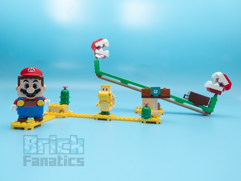 LEGO Super Mario 71365 Piranha Plant Power Slide 9