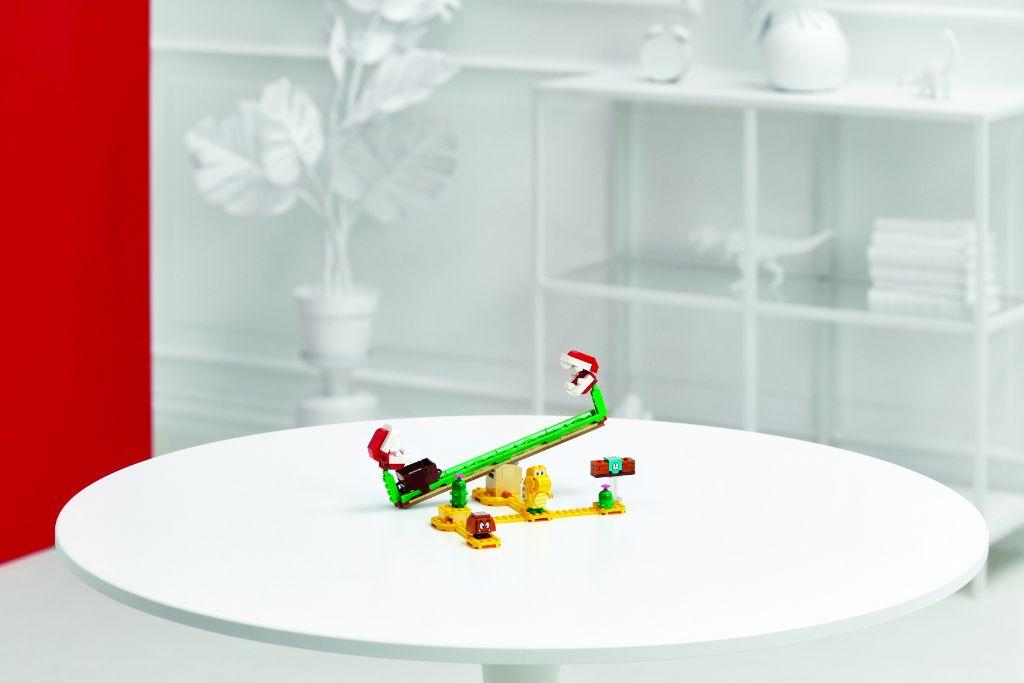 LEGO Super Mario 71365 Piranha Plant Power Slide Expansion Set 3