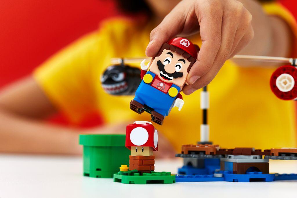 LEGO Super Mario 71366 Boomer Bill Barrage Expansion Set 1