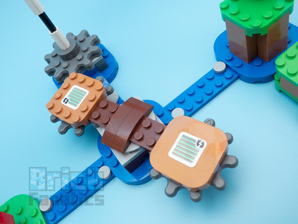 LEGO Super Mario 71366 Boomer Bill Barrage Expansion Set 10