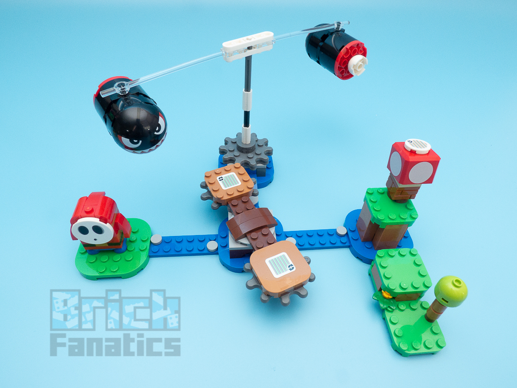 LEGO Super Mario 71366 Boomer Bill Barrage Expansion Set 11