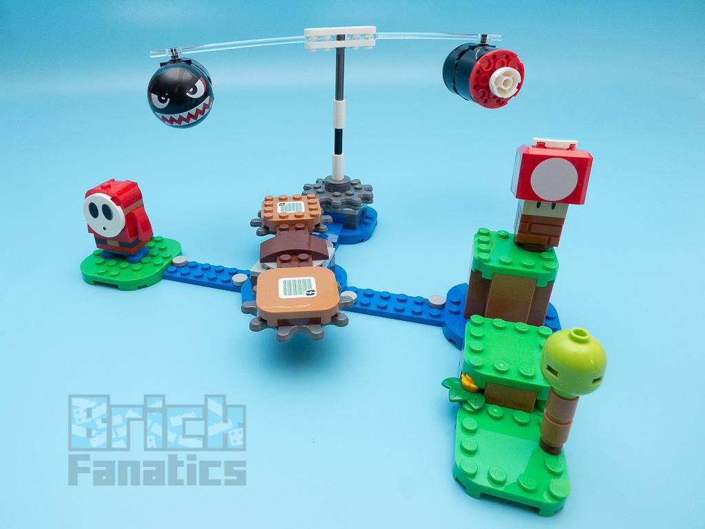 LEGO Super Mario 71366 Boomer Bill Barrage Expansion Set 12
