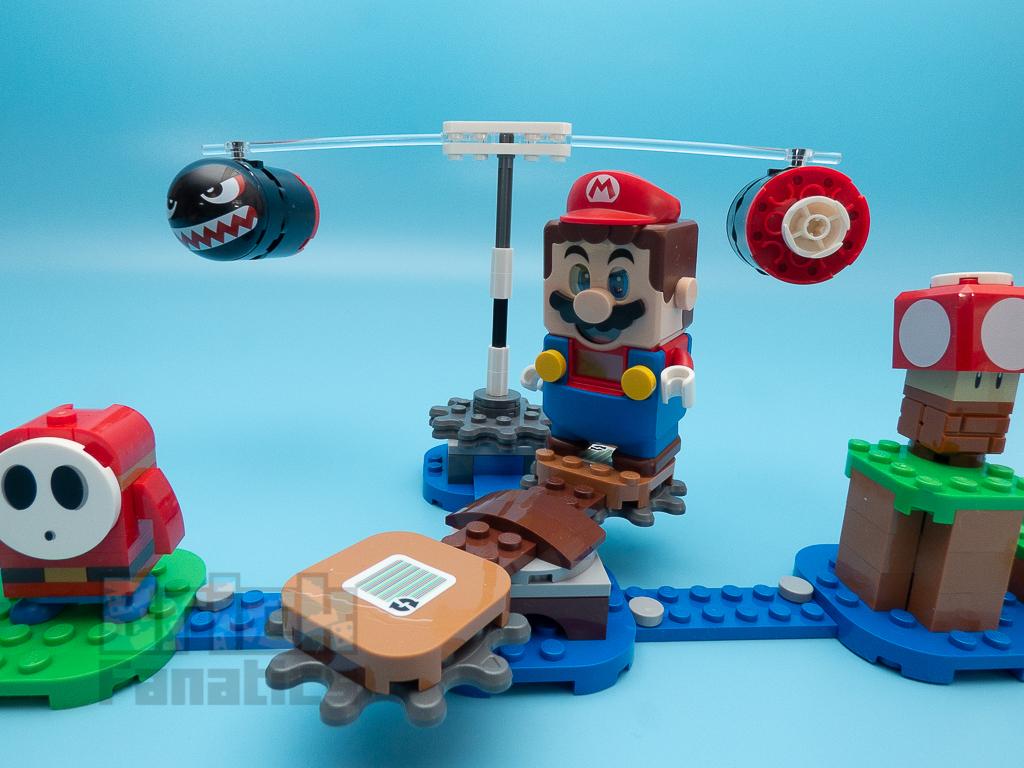 LEGO Super Mario 71366 Boomer Bill Barrage Expansion Set 16
