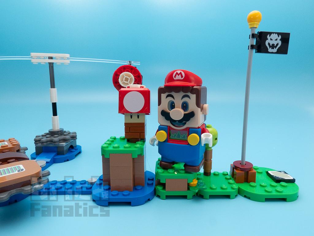 LEGO Super Mario 71366 Boomer Bill Barrage Expansion Set 18