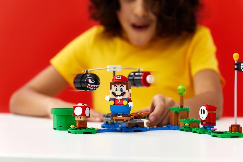 LEGO Super Mario 71366 Boomer Bill Barrage Expansion Set 2