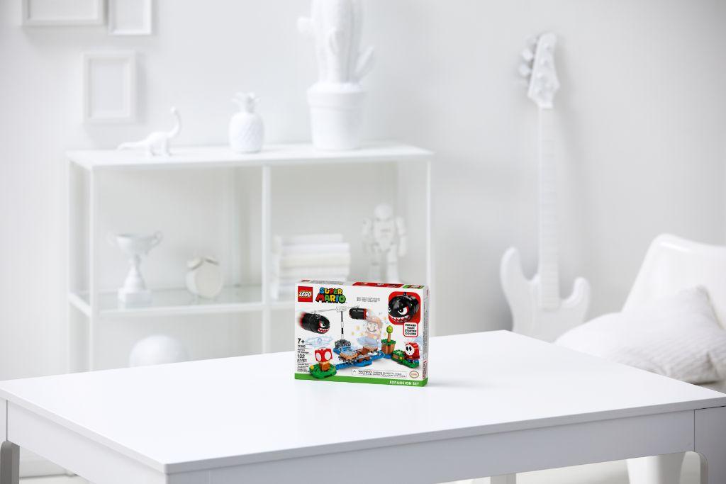 LEGO Super Mario 71366 Boomer Bill Barrage Expansion Set 3