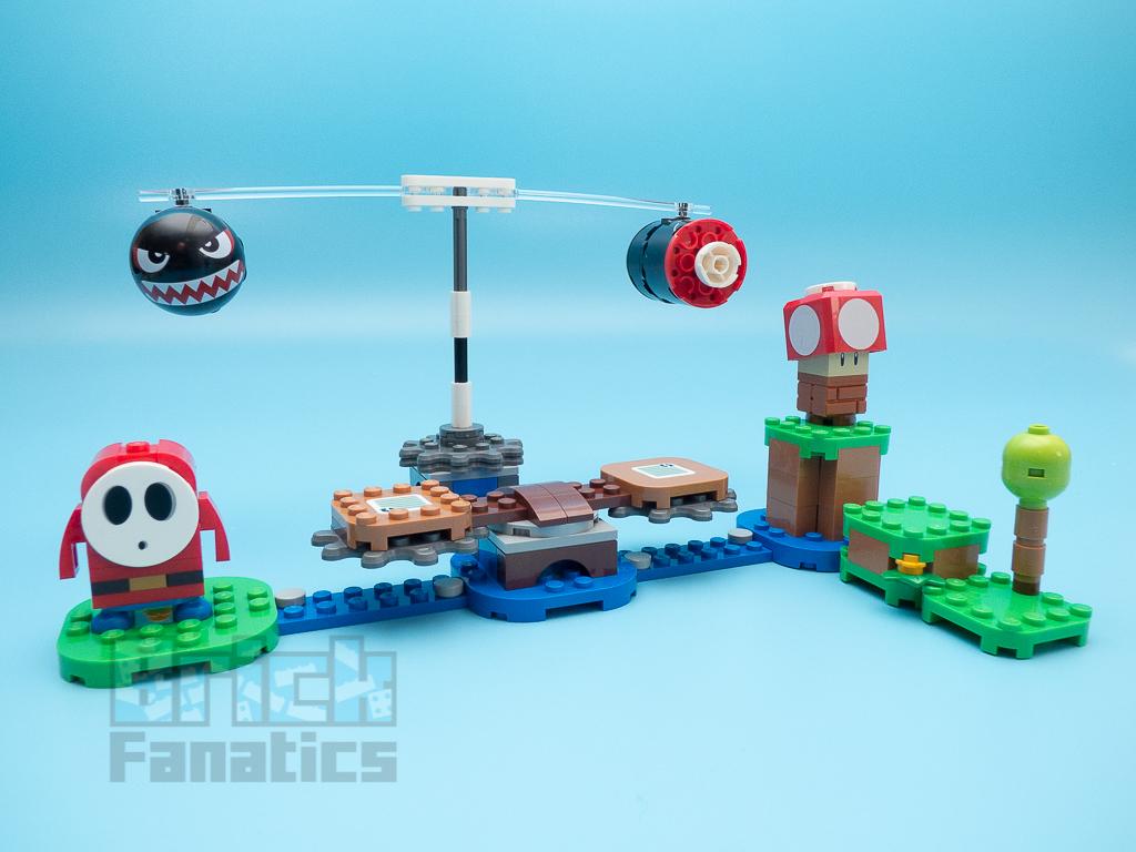 LEGO Super Mario 71366 Boomer Bill Barrage Expansion Set 4 1