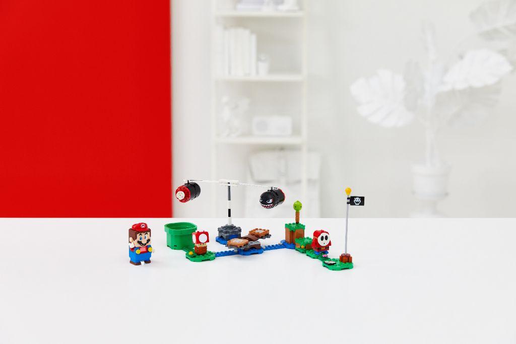LEGO Super Mario 71366 Boomer Bill Barrage Expansion Set 4