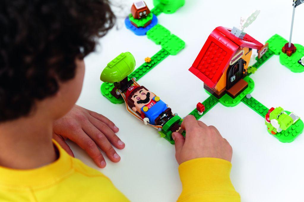LEGO Super Mario 71367 Marios House Yoshi Expansion Set 2