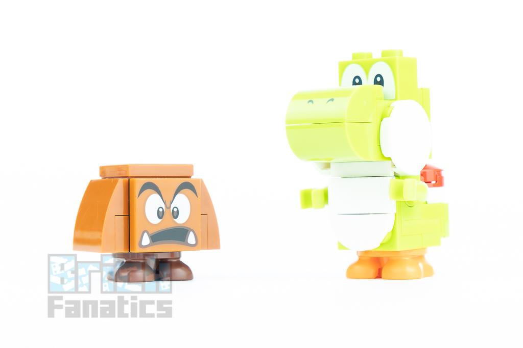 LEGO Super Mario 71367 Marios House Yoshi B 11