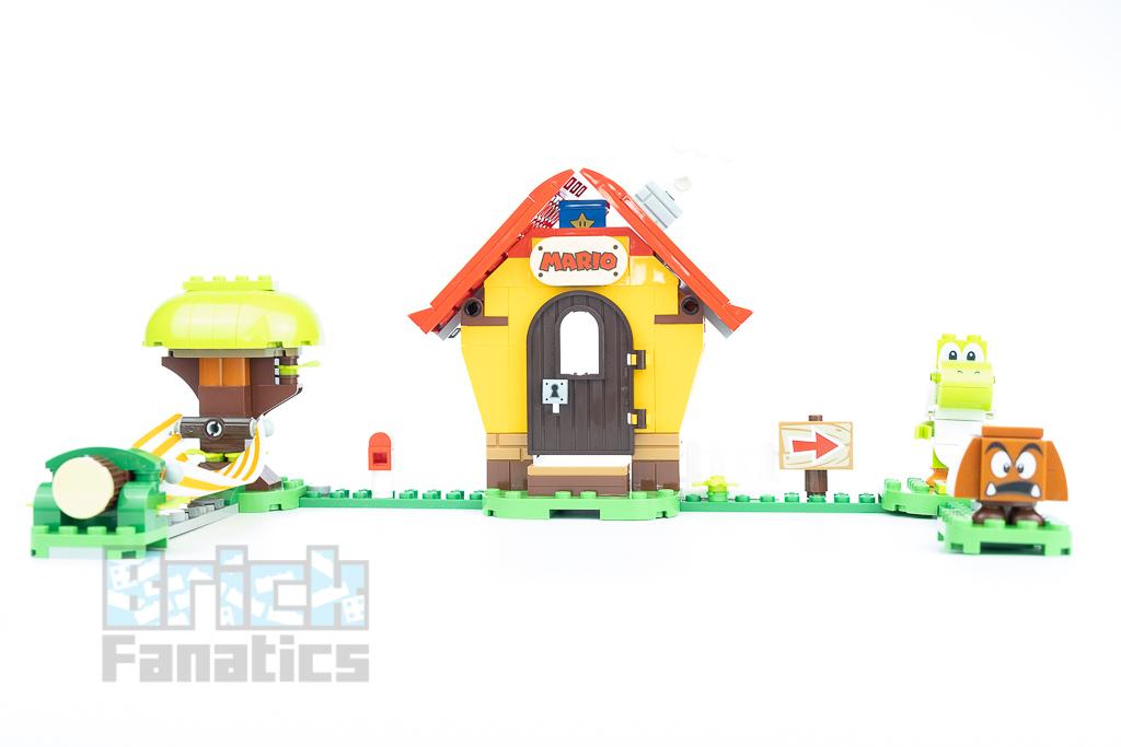 LEGO Super Mario 71367 Marios House Yoshi B 3