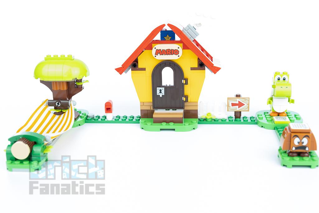 LEGO Super Mario 71367 Marios House Yoshi B 4