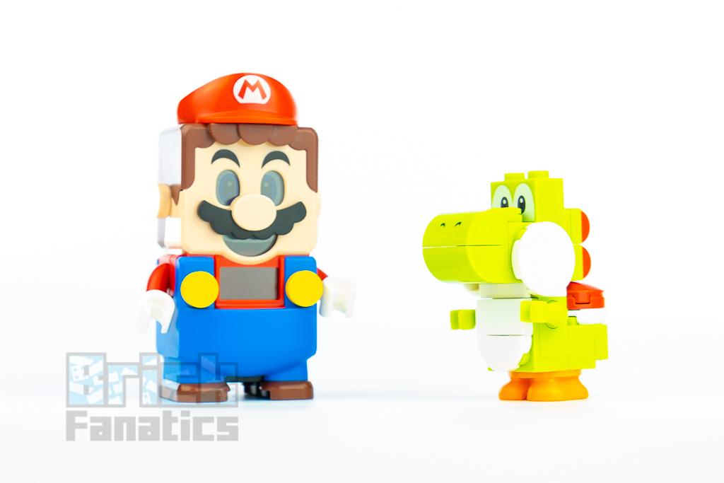 LEGO Super Mario 71367 Marios House Yoshi B 6