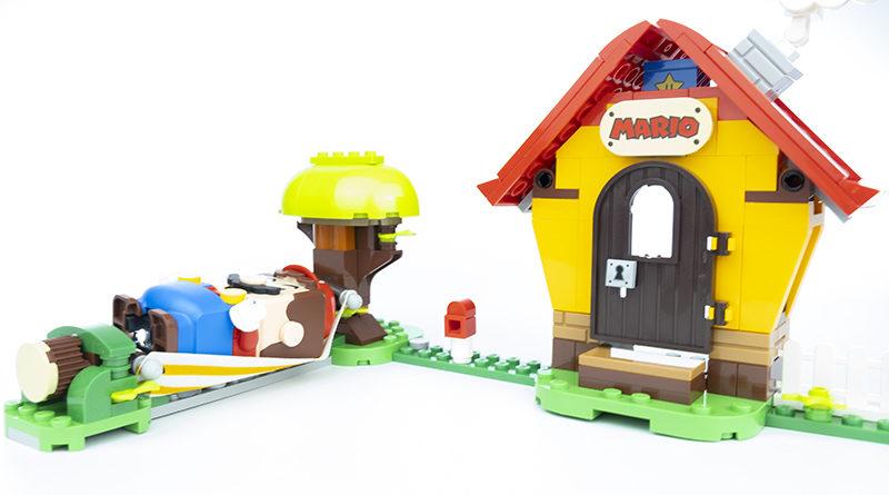 LEGO Super Mario 71367 Marios House Yoshi Featured 800x445