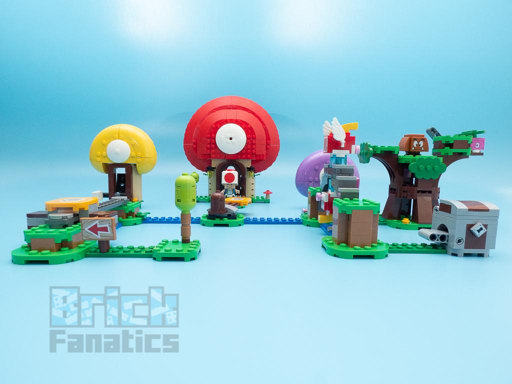 LEGO Super Mario 71368 Toads Treasure Hunt Expansion Set 1 1