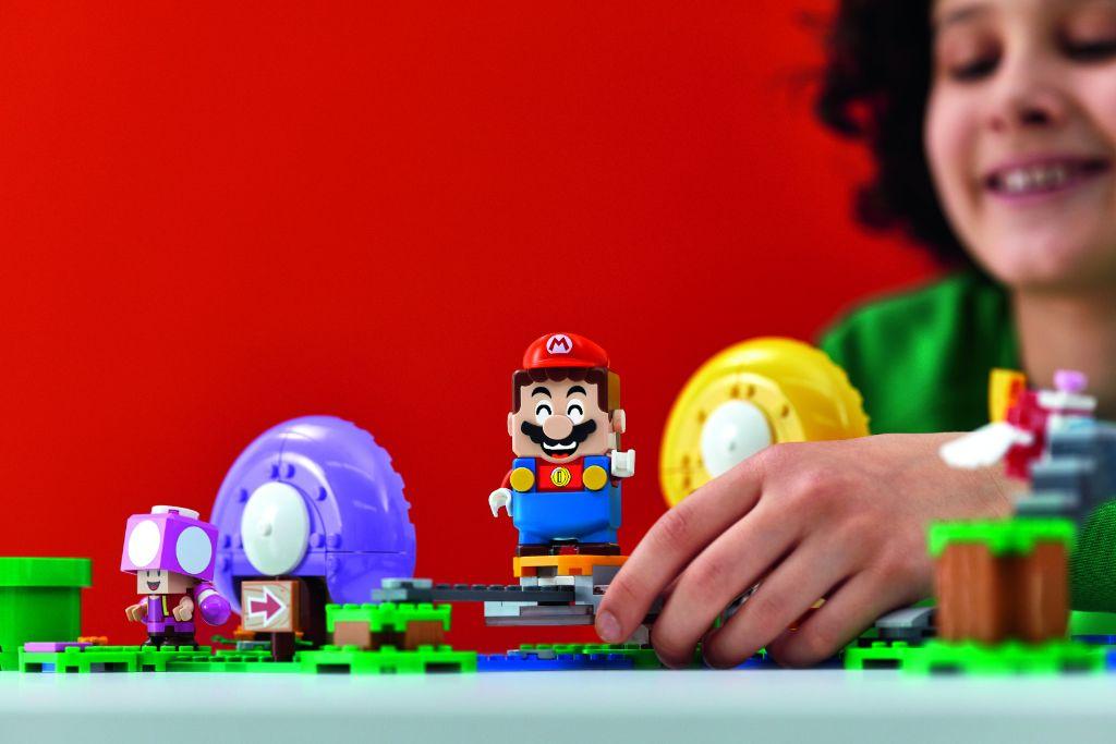 LEGO Super Mario 71368 Toads Treasure Hunt Expansion Set 1