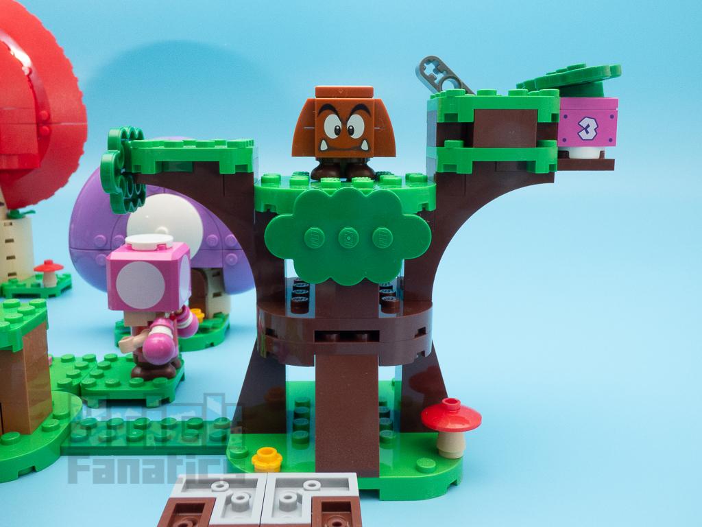 LEGO Super Mario 71368 Toads Treasure Hunt Expansion Set 11