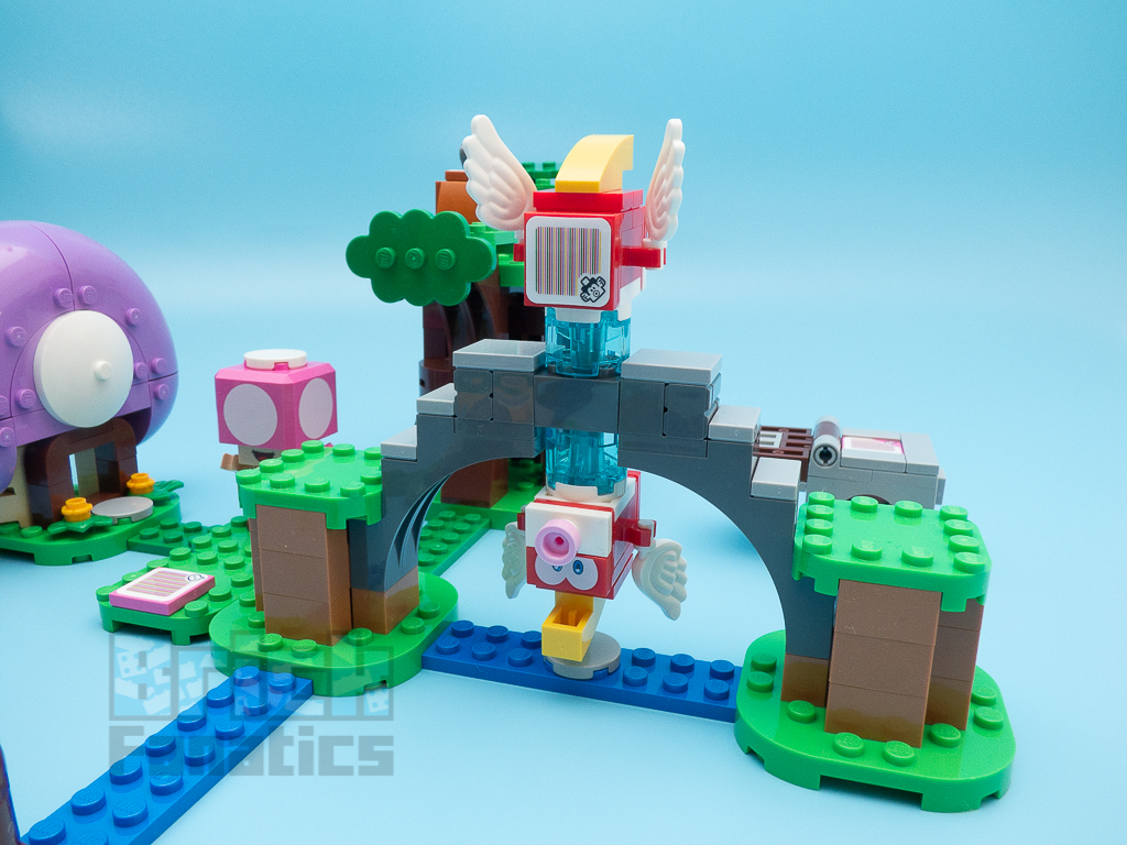 LEGO Super Mario 71368 Toads Treasure Hunt Expansion Set 14