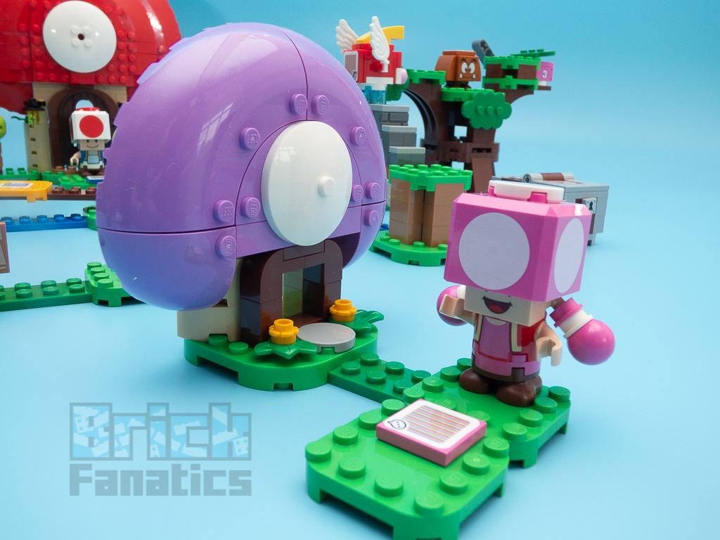 LEGO Super Mario 71368 Toads Treasure Hunt Expansion Set 15