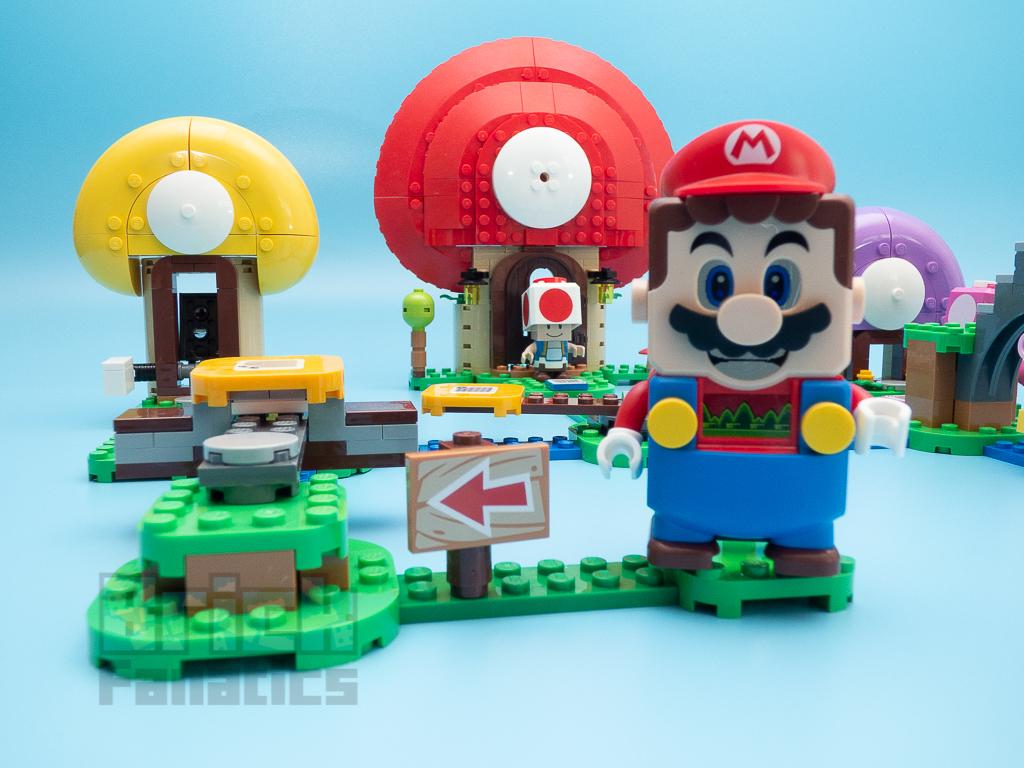 LEGO Super Mario 71368 Toads Treasure Hunt Expansion Set 16