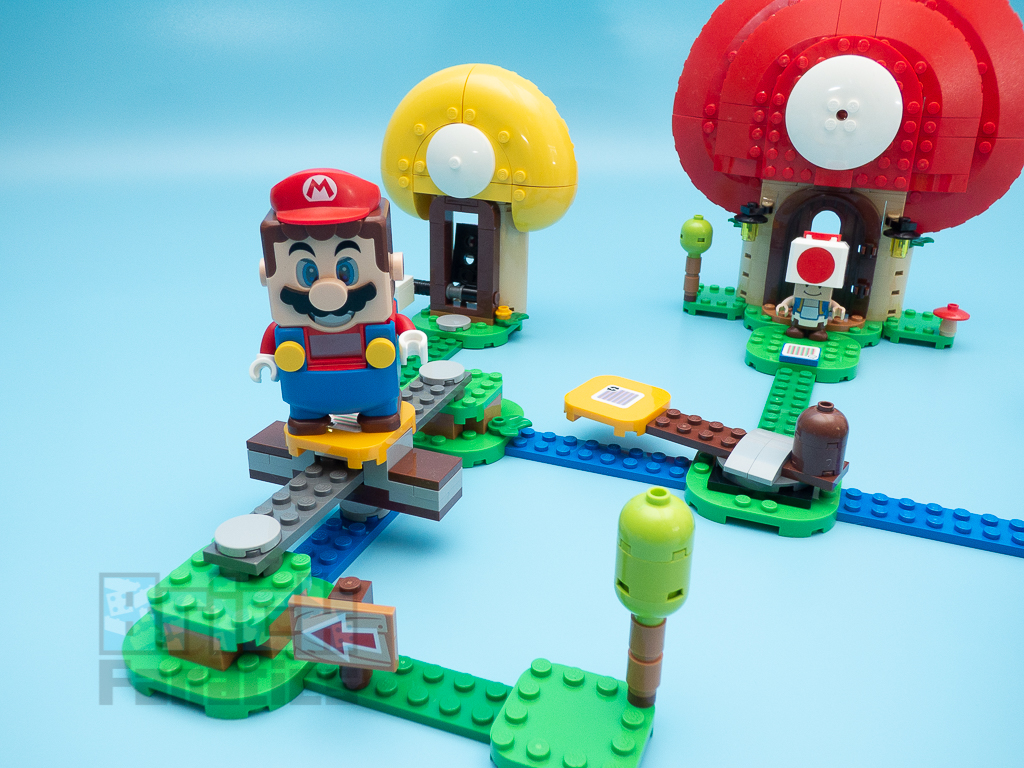 LEGO Super Mario 71368 Toads Treasure Hunt Expansion Set 17