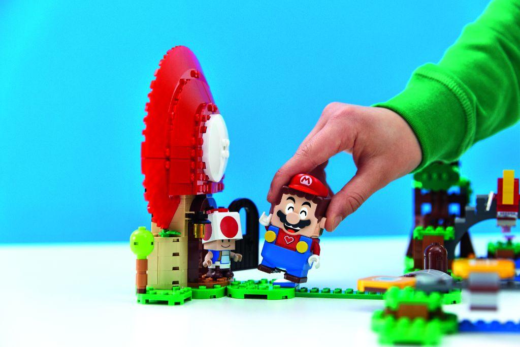 LEGO Super Mario 71368 Toads Treasure Hunt Expansion Set 2