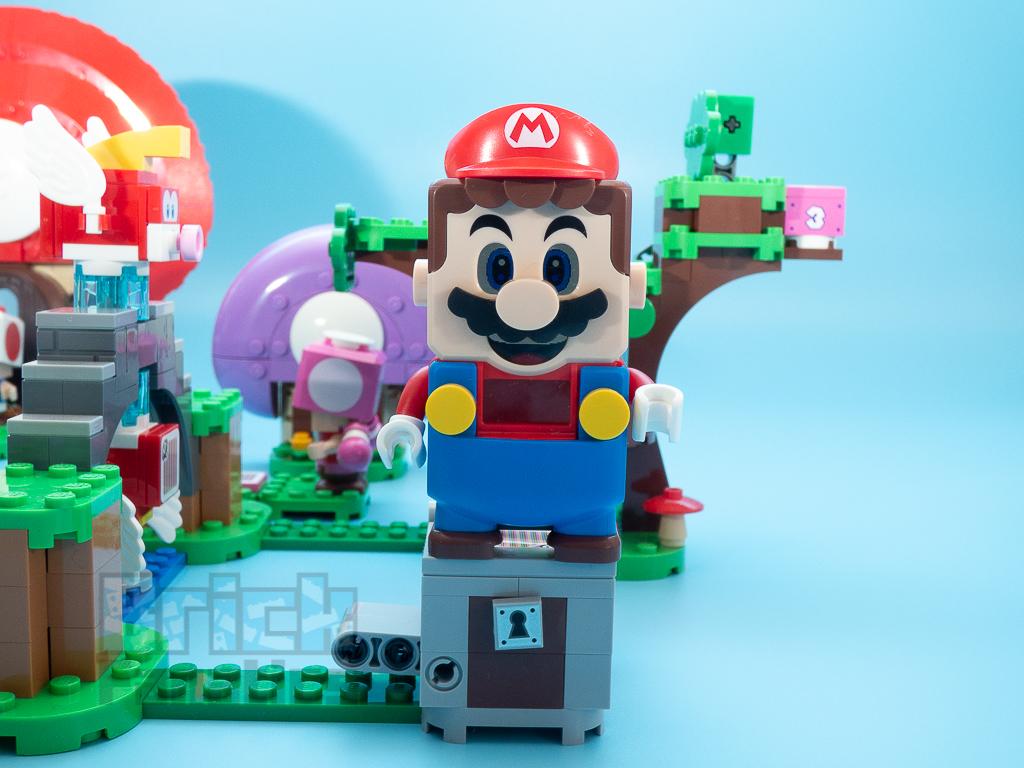 LEGO Super Mario 71368 Toads Treasure Hunt Expansion Set 23
