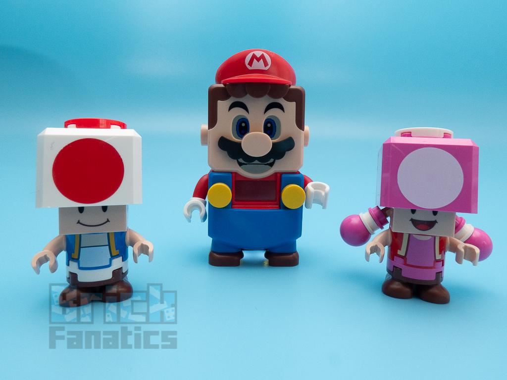 LEGO Super Mario 71368 Toads Treasure Hunt Expansion Set 26